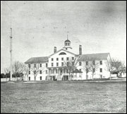 BW Founders Hall Photo - Naval War College Museum - Newport, RI