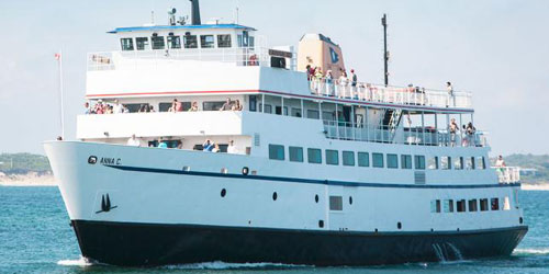Close-up Traditional Ferry 500x250 - Block Island Ferry - Narragansett, RI