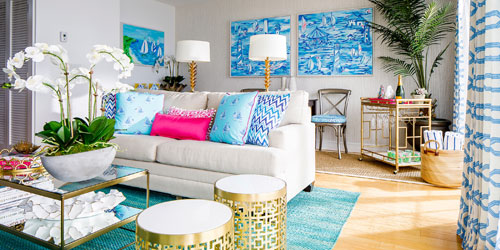 Lilly Pulitzer Suite 500x250 - Watch Hill Inn - Westerly, RI