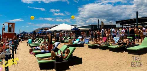 Paddy's Beach Club Tikki Beach Misquamicut RI