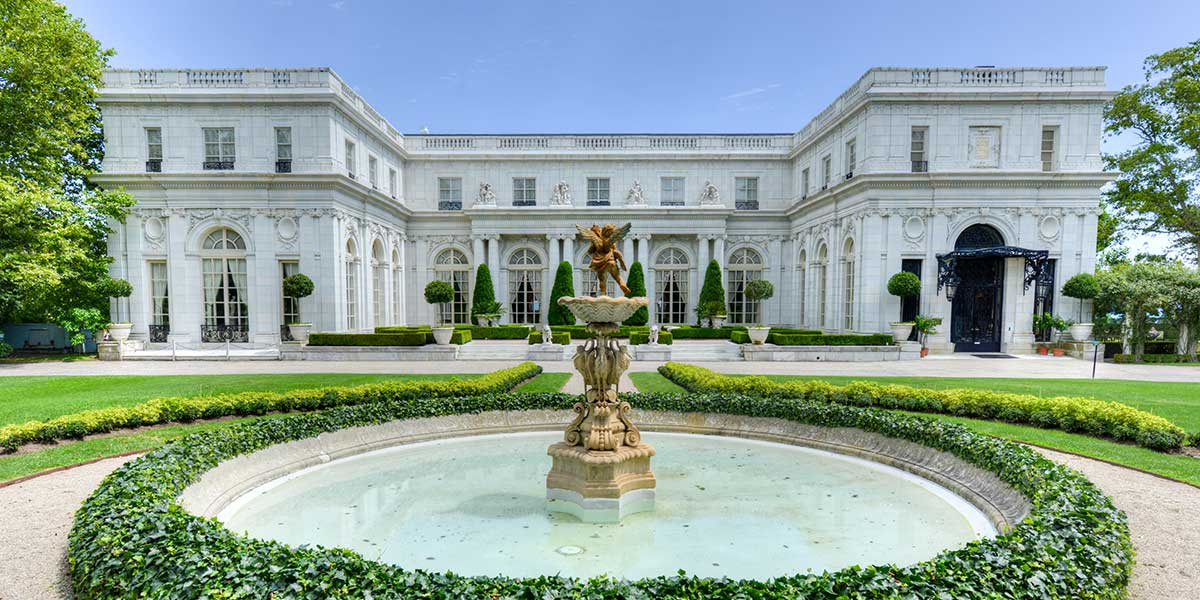 Newport rosecliff mansion