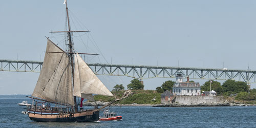Sail Newport  in Newport RI