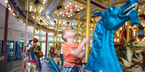 Roger-Williams-Park-Zoo-carousel