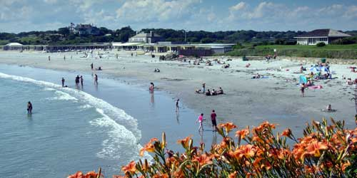 Bailey S Beach In Newport Ri Credit Shutterstock