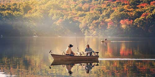 Fishing Locations in Rhode Island