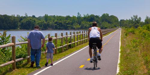 Rhode Island Biking Bike Trails Tours Outdoor Activities