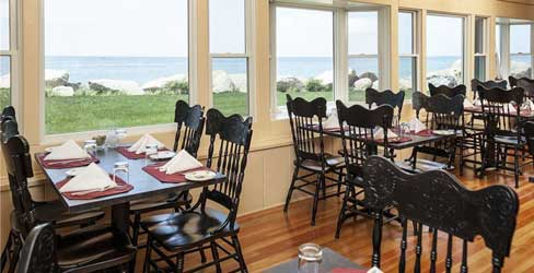 Pleasant View Inn Waterfront Dining Misquamicut RI