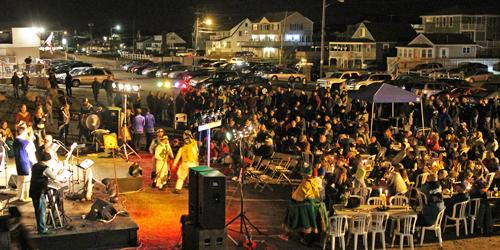 Night Concert - Misquamicut Beach, RI