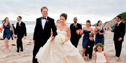 Waterfront Wedding Venues In Rhode