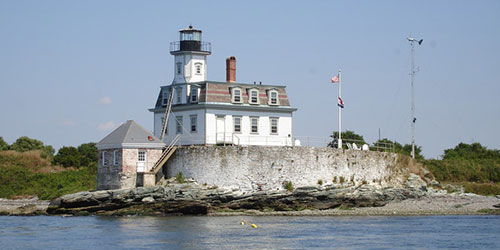 rose island lighthouse ri