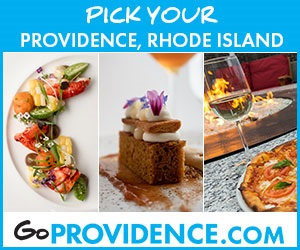 Go Providence, Rhode Island - 'one of the notable small dining destinations in the nation' - Saveur, Culinary Travel Awards