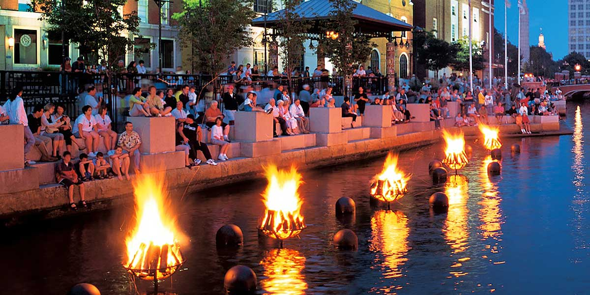 RI Waterfire
