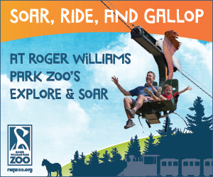Now Open! - Explore and Soar at Roger Williams Park Zoo in Providence, RI