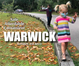 Visit Warwick, Rhode Island this Fall - Safe, Affordable, Convenient.