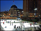 Enjoy the Heart of the City – on Ice Skates