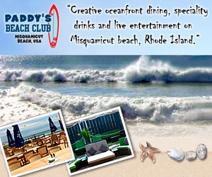 Paddys Beach Club - Misquamicut Beach, RI
